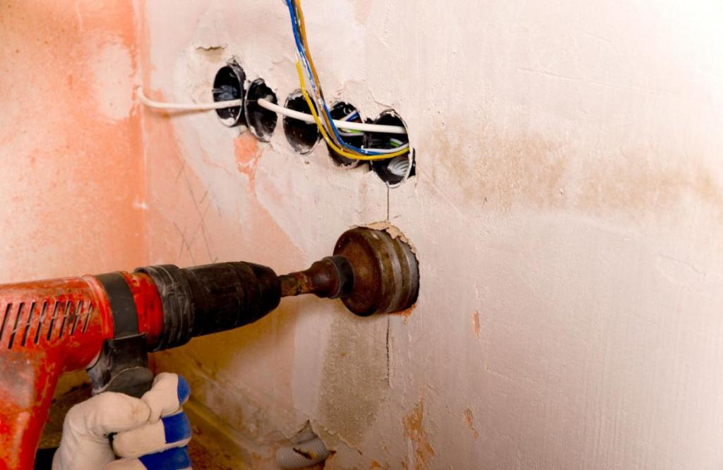 Rekonstruktion und Sanierung von Elektroanlagen